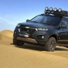 Chevrolet Niva concept breaks cover