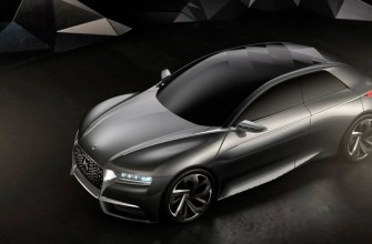 Citroen Divine DS concept introduced prior Paris