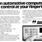 Who remembers aftermarket add-on automotive computers like the Zemco CompuCruise?