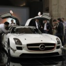 Mercedes-Benz Comes to Oaxaca to Show the SLS AMG GT3 and More