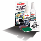New Turtle Wax Headlight Restoration Kit