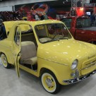 I Bet You Thought Vespa Only Made Scooters: The Vespa 400 Car