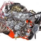 Rats! Chevrolet's Mark IV big-block V-8 turns 50