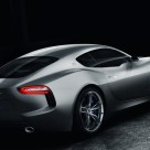 Maserati Alfieri concept caught on camera
