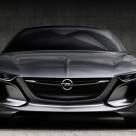 Opel Monza Concept teaser after teaser