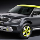 Skoda Yeti Xtreme Concept Unveiled Ahead Worthersee