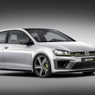 Volkswagen presents the Golf R 400 concept
