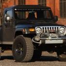 DIY Jeep Pickup Conversion