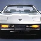 Rebirth of a Legend: 1984 Chevrolet Corvette brochure