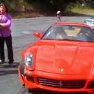 Fabio's Ferrari Wreck
