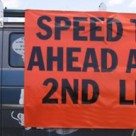 Warning Others of Speed Traps: Illegal?